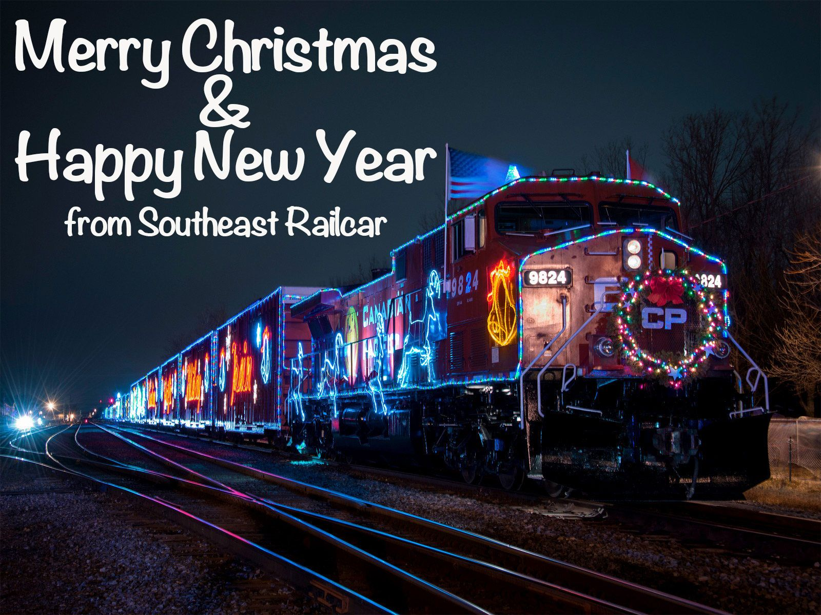 serc christmas train 2019