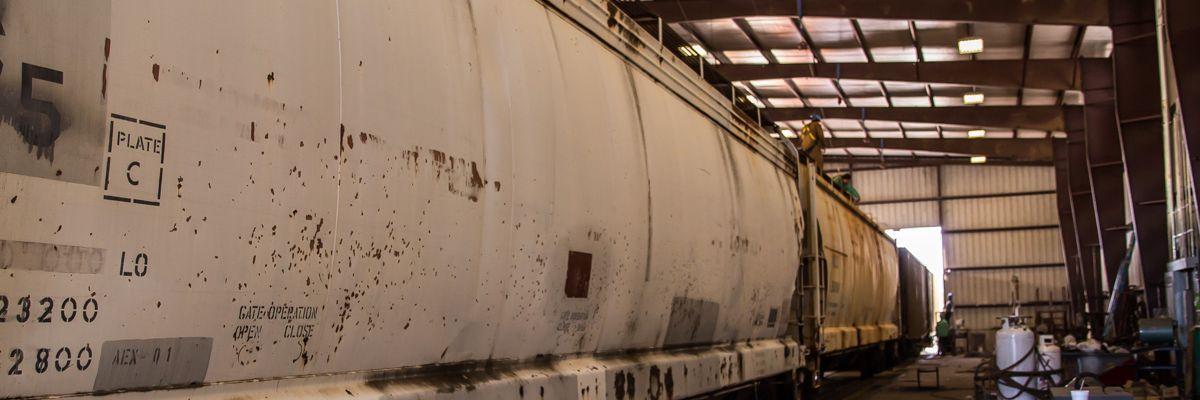 southeast railcar railcar repair maintenance